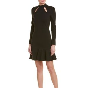 Alice + Olivia cut out dress, stretch to it!